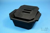 Thorbi Ice Bucket, 2,5 litres, black, with lid, PVC. Thorbi Ice Bucket, 2,5...
