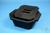 Thorbi Isolierbehälter, 2,5 Liter, schwarz, mit Deckel, PVC. Thorbi...