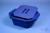 Thorbi Isolierbehälter, 2,5 Liter, blau, mit Deckel, PVC. Thorbi...