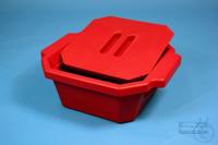 Thorbi Ice Bucket, 2,5 litres, red, with lid, PVC. Thorbi Ice Bucket, 2,5...