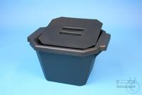 Thorbi Ice Bucket, 4,5 litres, black, with lid, PVC. Thorbi Ice Bucket, 4,5...
