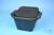 Thorbi Isolierbehälter, 4,5 Liter, schwarz, mit Deckel, PVC. Thorbi...