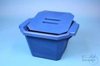 Thorbi Ice Bucket, 4,5 litres, blue, with lid, PVC. Thorbi Ice Bucket, 4,5...