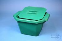 Thorbi Ice Bucket, 4,5 litres, green, with lid, PVC. Thorbi Ice Bucket, 4,5...