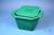 Thorbi Isolierbehälter, 4,5 Liter, grün, mit Deckel, PVC. Thorbi...