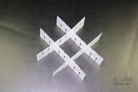 EPPi® grid divider, 3x3 divider, height 30 mm, PP. EPPi® grid divider, 3x3...