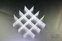 EPPi® grid divider, 4x4 divider, height 30 mm, PP. EPPi® grid divider, 4x4...