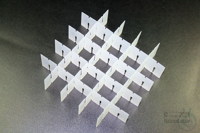 EPPi® grid divider, 5x5 divider, height 30 mm, PP. EPPi® grid divider, 5x5...