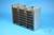 ALPHA Schrankgestell 32, für 24 Boxen bis 136x136x35 mm, 3T/8H, Edelstahl,...