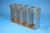EPPi® Schrankgestell, ohne Zwischenböden, 4T/1H, Edelstahl, Klappgriff. EPPi®