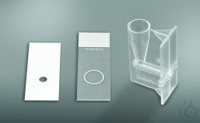 Filter cards thin (type brown) for sample 0.4 ml, pack of 200  Accessories for Cytocentrifuges...
