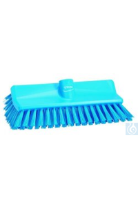 High-Low Brush, 265 mm, Medium, Blue   High-Low Brush, PP Effectively clean and scrub floor-wall...