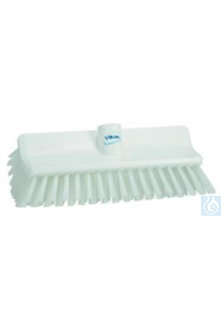 High-Low Brush, 265 mm, Medium, White   High-Low Brush, PP Effectively clean and scrub floor-wall...