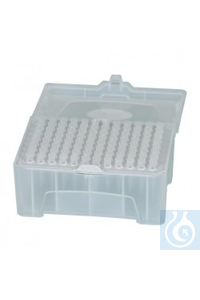 LLG-Pipette tips Economy 2.0 0.1-10 µl, non-sterile, clear, 10 racks of 96 LLG-Labware pipette...
