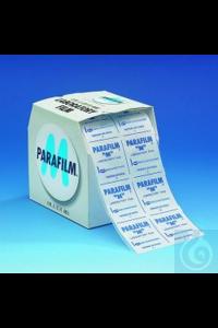 PARAFILM® M Verschlußfolie Länge 38 m, Breite 100 mm (PM996)...