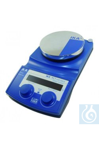LLG-Magnetic stirrer RCT Standard safety control incl. temperature probe PT...