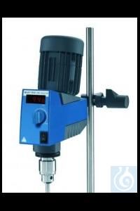 Stirrer motor RW 20 digital S 2 speed range 60-2000 rpm w/o accessories Overhead stirrer RW 20...