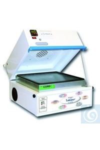 Fume hood H series LABOPUR® 310 x 460 x 460 mm, with recirculating air...
