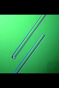 NMR tubes, Ø 5 mm Borosilicate glass 3.3, High Precision L 178 mm, s 0,385 mm, pack of 10 NMR...