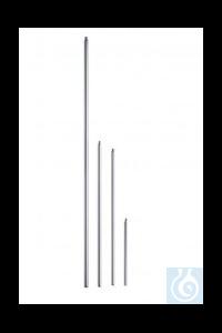 Gewindestab M10 für Rührköpfe 1300 x 10 mm, Edelstahl 4301   Rührwellen mit...