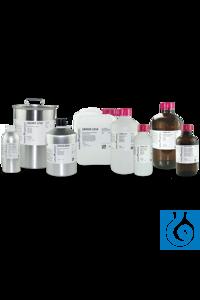 5Artikel ähnlich wie: Salzsäure 25% zur Analyse, ISO Salzsäure 25% zur Analyse, ISOInhalt: 1000...