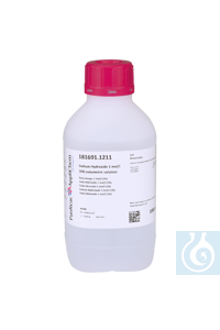 Natronlauge 1 mol/l (1N) Maßlösung Natronlauge 1 mol/l (1N) MaßlösungInhalt:...