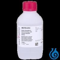 Natriumthiosulfat 0,1 mol/l (0,1N) (Reag. USP) Maßlösung Natriumthiosulfat...