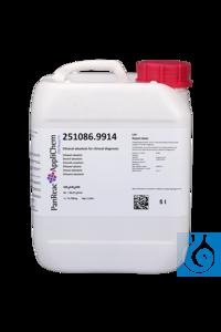 Ethanol absolut für die klinische Diagnostik Ethanol absolut für die...