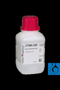 Pufferlösung pH 12,454 Pufferlösung pH 12,454Inhalt: 250 mlPhysikalische...