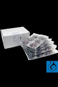 Kristallviolett-Galle-Glucose-Agar (Abklatschplatte) für Mikrobiologie...