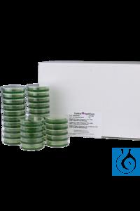 Lactose TTC Agar m.Tergitol, modf.(ISO9308-1:2000) (Platte (Ø 55 mm)) Lactose...