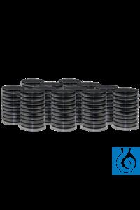 Legionellen-Selektiv-Agar (ISO 11731) (Platte (: 90 mm)) für die...