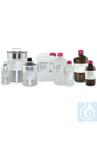 Chlorid-Standardlösung Cl=1,000 g/l für IC Chlorid-Standardlösung Cl=1,000...