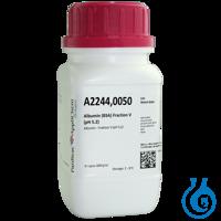 Albumin (BSA) Fraktion V (pH 5,2) Albumin (BSA) Fraktion V (pH 5,2)Inhalt: 50...