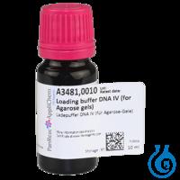 Ladepuffer DNA IV (für Agarose-Gele) Ladepuffer DNA IV (für...