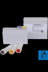 PCR Mycoplasmen - Testkit PCR Mycoplasmen - TestkitInhalt: 20...