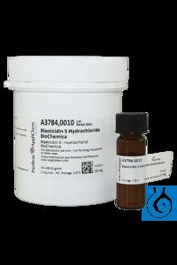 Blasticidin S - Hydrochlorid BioChemica Blasticidin S - Hydrochlorid...