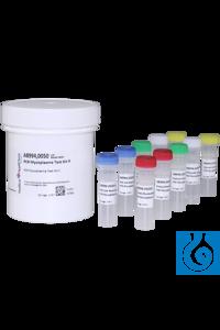 PCR Mycoplasmen - Testkit II PCR Mycoplasmen - Testkit IIInhalt: 2 x 25...