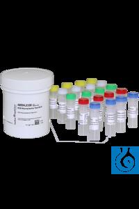 PCR Mycoplasmen - Testkit II PCR Mycoplasmen - Testkit IIInhalt: 4 x 25...