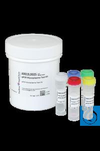 qPCR Mycoplasmen - Testkit qPCR Mycoplasmen - TestkitInhalt: 25...
