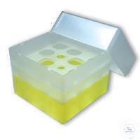Aufbewahrungsbox, Höhe 125 mm, 130 x 130 mm Aufbewahrungsbox, Höhe 125 mm,...