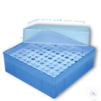 Aufbewahrungsbox, Höhe 45 - 55,10x10 Fächer, 130 x 130 mm Aufbewahrungsbox,...