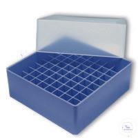 Aufbewahrungsbox, Höhe 75-80 mm, 9x9 Fächer, 130 x 130 mm Aufbewahrungsbox,...