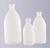 Enghalsflasche, PE-LD, 10 ml, GL 14, Ohne Verschluss (bitte separat bestellen...