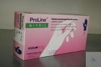 4Artikel ähnlich wie: ProLine Nitril-Handschuhe, puderfrei, Gr. S ProLine Nitril-Handschuhe,...