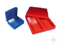 Objektträgerboxen, PS Objektträgerboxen, PS aus Polystyrol, tiefgefrierbar...
