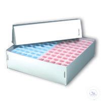 Systembox aus Karton Systembox aus Karton für z. B. 2 Styro RacksMaße: 155 x...