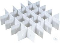Rastereinsätze Rastereinsätze aus Karton mit Kunststoffbeschichtung (nicht...