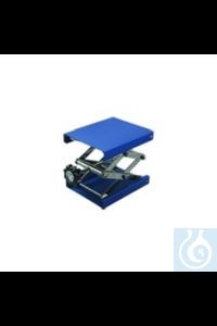 Hebebühne mit Grundplatte 160 x 130 mm aus Leichtmetall in stabiler Ausführung für statische...
