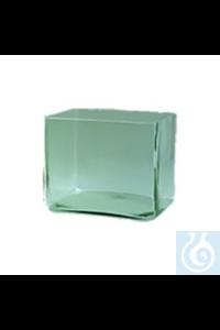 Aquarium Glas LxBxH 150x100x150 mm Aquarium Glas LxBxH 150x100x150 mm Pneumatische Wanne